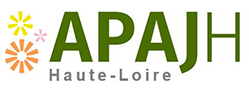 Logo APAJH de Haute-Loire, au service de personne en situation de handicap